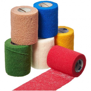 Elastic Adhesive Tapes
