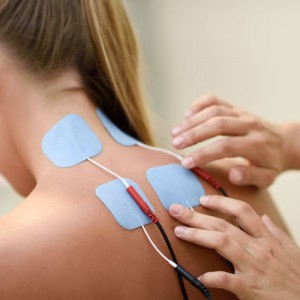 Neck Electrotherapy