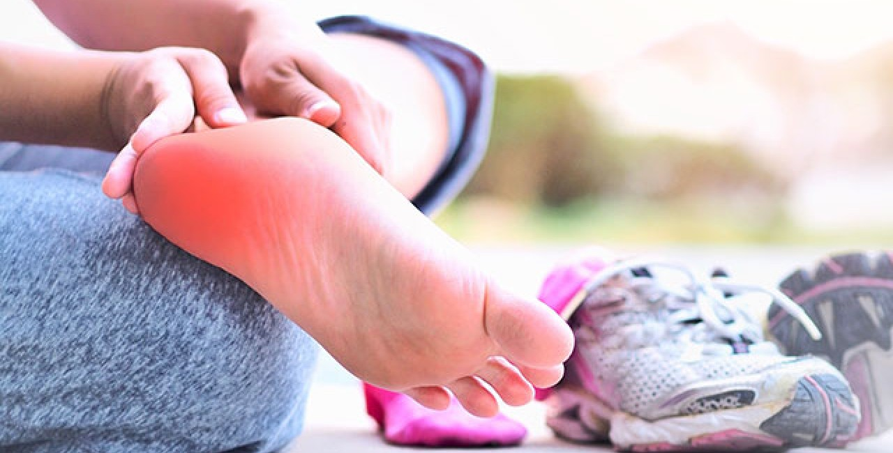 Do you have Plantar Fasciitis?  These Exercises can help!