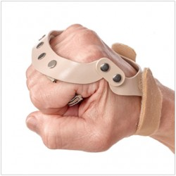 Polycentric Hinged Ulnar Deviation Splint