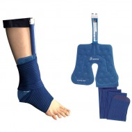 Breg WrapOn Ankle Pad for the Polar Glacier, Cube and Cub Cold Therapy System
