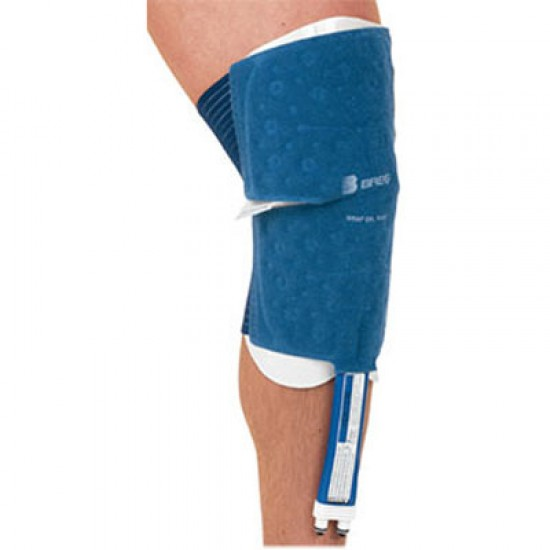 Breg WrapOn Knee Pad for the Polar Glacier, Cube and Cub Cold Therapy System