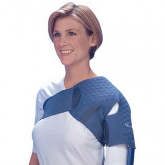 Breg WrapOn Shoulder Pad for the Polar Glacier, Cube and Cub Cold Therapy System