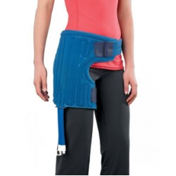 Breg Wrap on Hip Pad for the Polar Cube Cold Therapy System