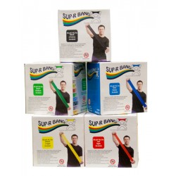 Sup-R-Band latex-free 50-yard Exercise Band