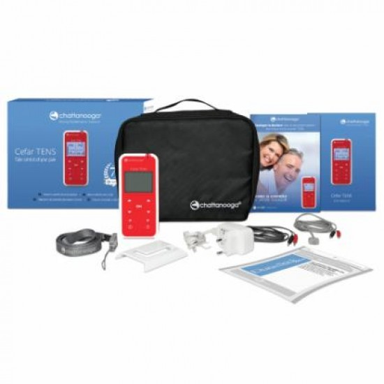 Cefar TENS/NMES kit with Electro-Acupuncture Mode