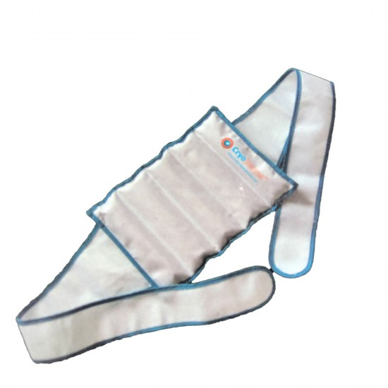 CryoDerma Microbeads - Therapy Wrap - Moist Hot/Cold Therapy