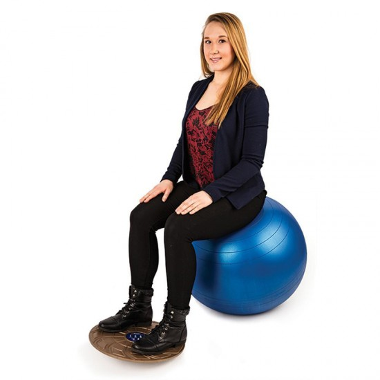 """FitterFirst Classic 16"""" Balance Board"""