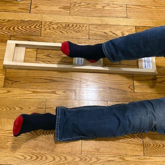 Knee-Flex Exercise Board - The Knee and Hip Exerciser