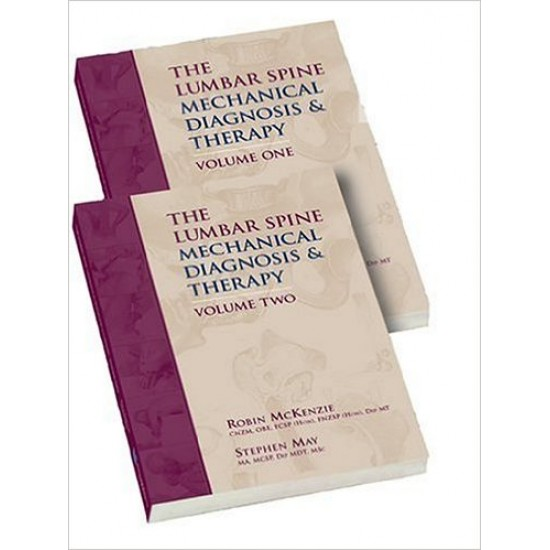 The Lumbar Spine: Mechanical Diagnosis & Therapy, 2 Vol Set - 2nd Edition