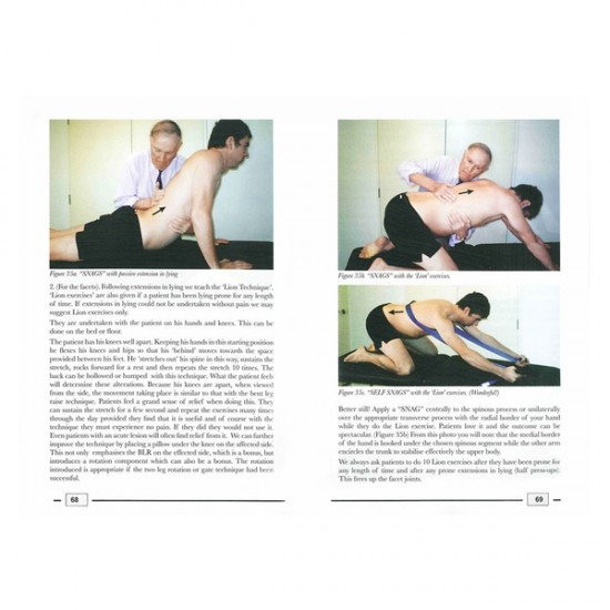 Manual Therapy: NAGS, SNAGS, MWMS etc.