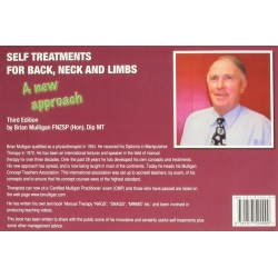 Self Treatments for Back, Neck and Limbs: A New Approach