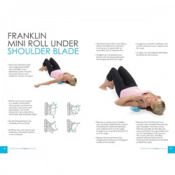 Franklin Method - Ball and Imagery Exercises for Relaxed and Flexible Shoulders, Neck and Thorax