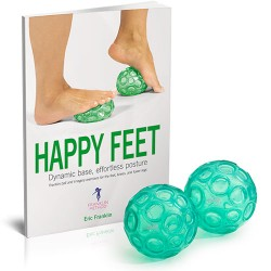 Happy Feet and Franklin Textured Ball™ Set