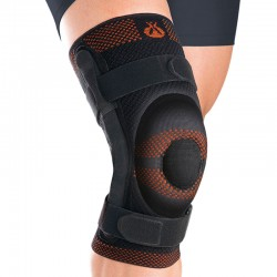 Orliman Rodisil Closed Patella Knee Brace with Metal Hinges