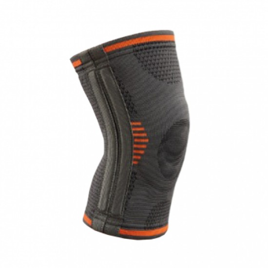Orliman Elastic Knee Support with Lateral Stabilizers