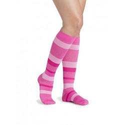 Sigvaris Everyday Compression Socks - Microfiber Shades for Women