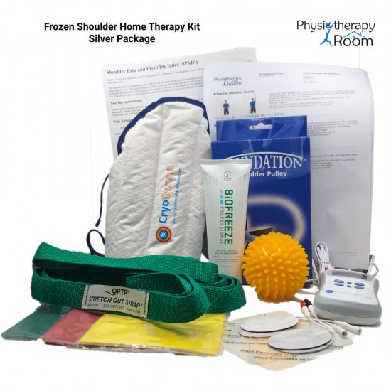 Frozen Shoulder Home Physiotherapy Kit