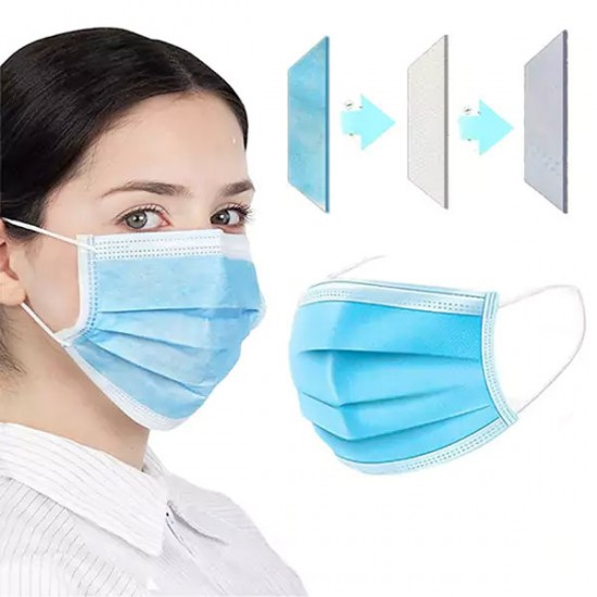 Health Care Surgical Masks (Made in Canada) - Non-Medical Grade - 10 pack