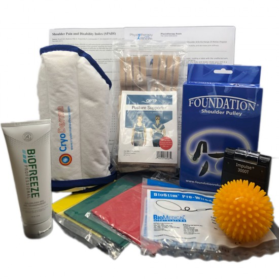 Shoulder Arthritis Home Physiotherapy Kit