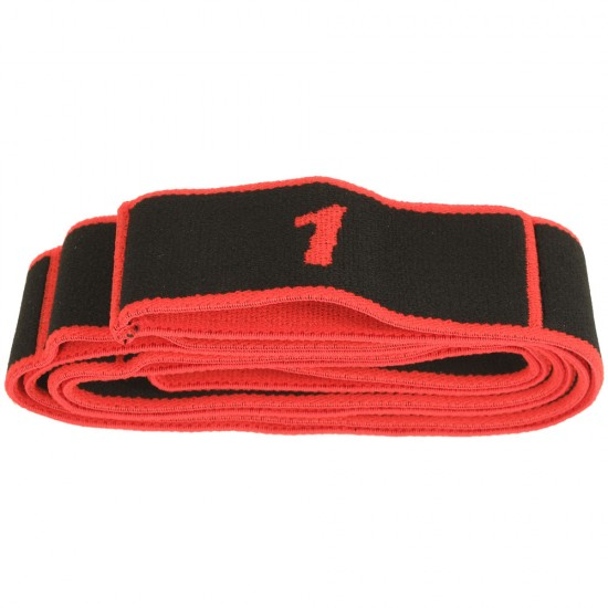 Physiotherapy / Yoga Elastic Resistance 8 Loop Exercise Band