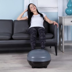 truShiatsuPRO Foot Massager with Heat
